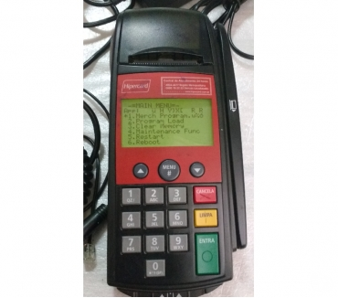Fotos para Hypercom T4205 e Outras Máquinas De Cartão