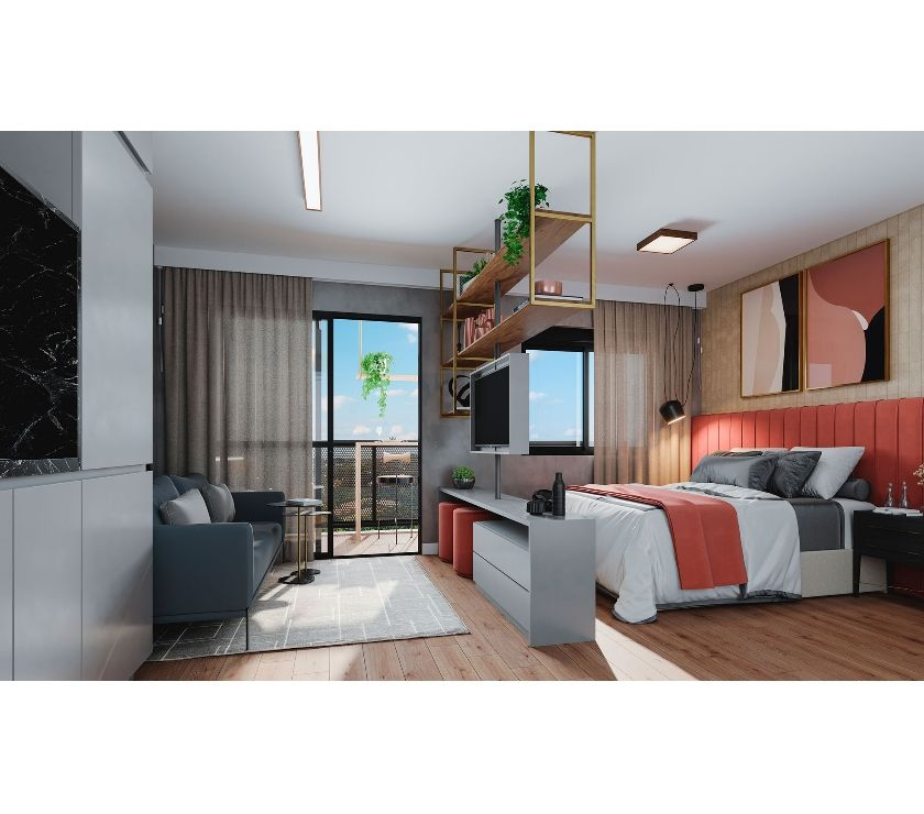 Fotos para Lançamento Viva Benx Vila Olímpia Apto. 1 e 2 dorms e lazer