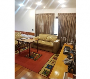 Fotos para HA269A-Duplex 90 m2,2 dm mobiliado c vaga no Trianon