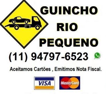 Fotos para Guincho Rio Pequeno SP - Guinchos 24 Horas no Rio Pequeno