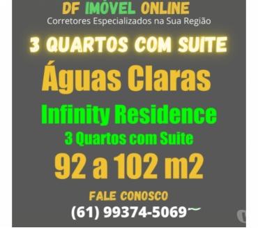 Fotos para Resid Infinity Apartamentos de 3 Qts a Venda em Águas Claras
