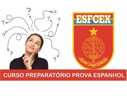 Fotos para CURSO PREPARATÓRIO PROVA DE ESPANHOL ESFCEX