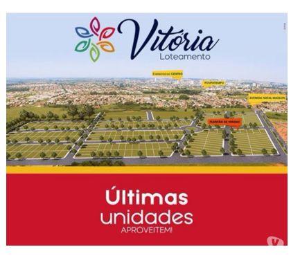 Fotos para loteamento vitoria em birigui