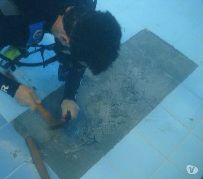Fotos para Reparo Submerso Piscina,