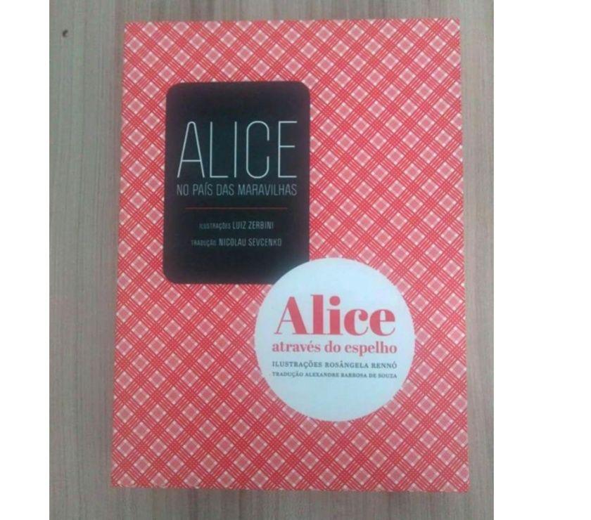 Fotos para Box Alice + Alice - Lewis Carroll - Cosac Naify