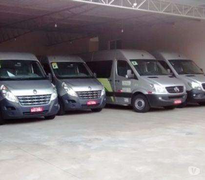 Fotos para aluguel de vans e carros executivo com motorista