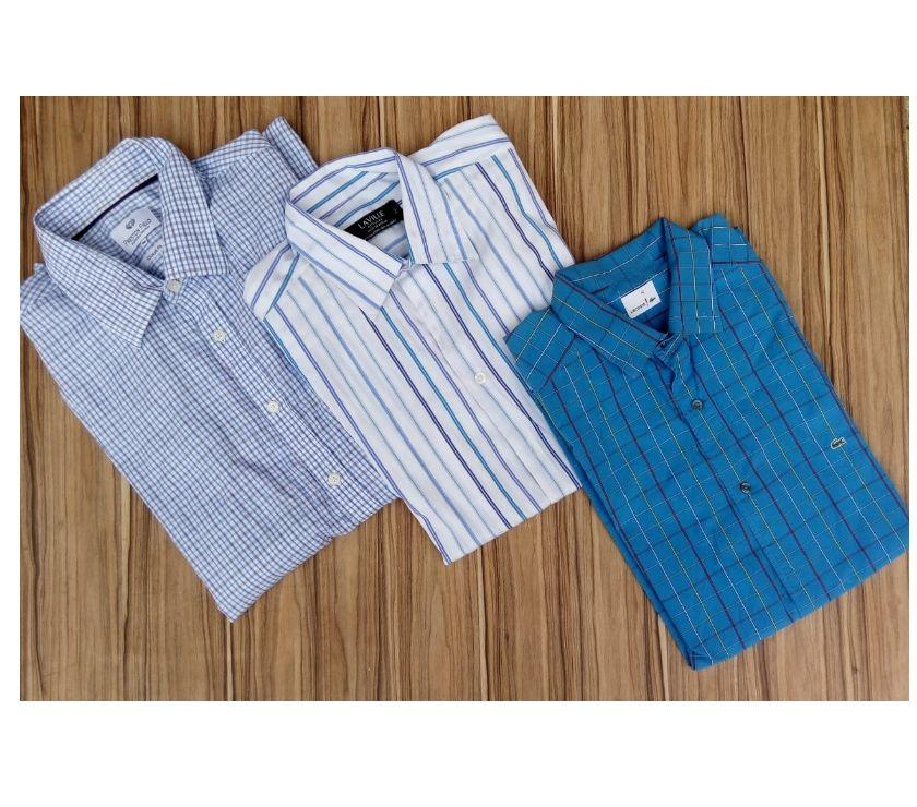 Fotos para Calças e Camisas Masculino
