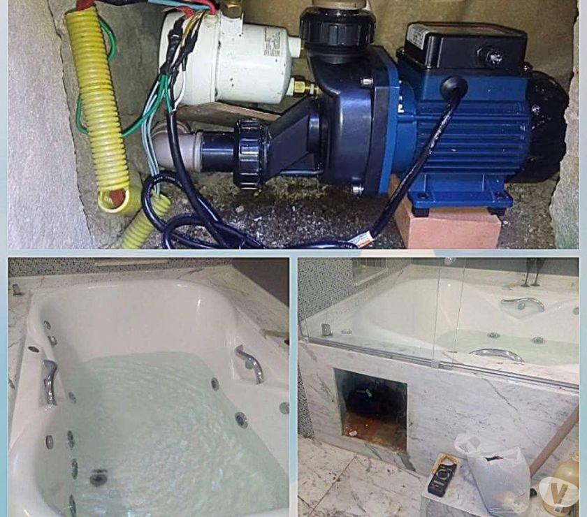 Fotos para Instalação elétrica de banheira de hidromassagens em Santos