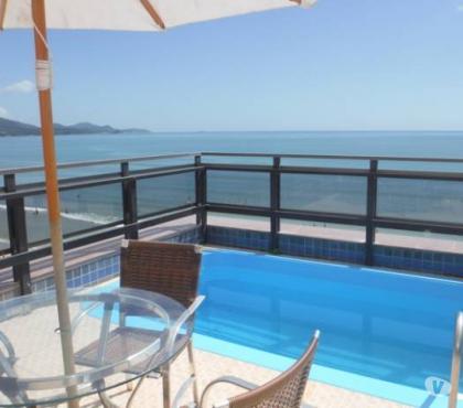 Fotos para Cobertura com piscina 5 suites c/ ar frente praia