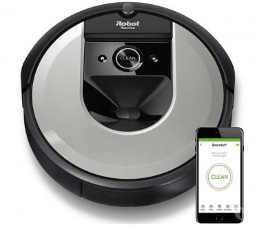 Fotos para Robô Aspirador Bivolt Roomba® i7 com Google assist e Alexa