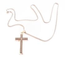 Fotos para Colar & Crucifixo 0020 em Aço Inoxidável 316L