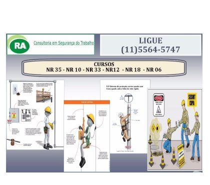 Fotos para 160,00 NR10 PIRITUBA E FREGUESIA DO Ó - CURSO NR10; NR35