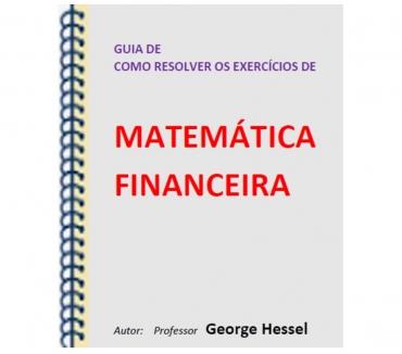 Fotos para Apostila como resolver exercícios de matemática financeira