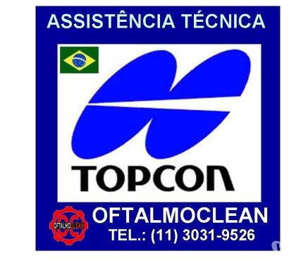 Fotos para Assistência técnica para aparelhos Topcon - OFTALMOCLEAN