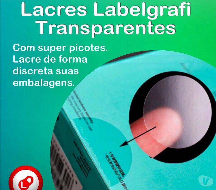 Outros serviços Vitoria ES Centro de Vitória - Fotos para Lacres Transparentes com super picotes redondos