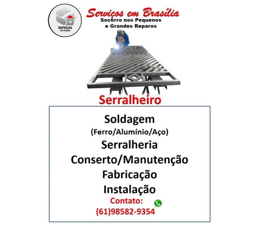 Fotos para Serralheiro com Vasta experiência em Serralheria