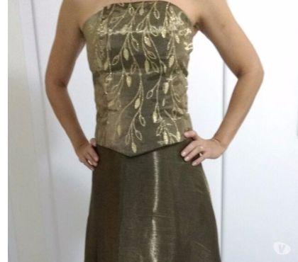 Fotos para Lindo Vestido de Festa tamanho P