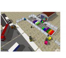 Fotos para Flexsim e Lean Board Games