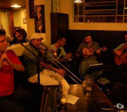 Fotos para Chorinho e Samba - Música ao vivo - Conj. Chorando na Sombra