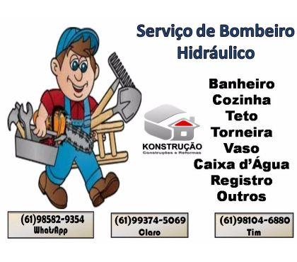 Fotos para Bombeiro serviços instalação hidráulica