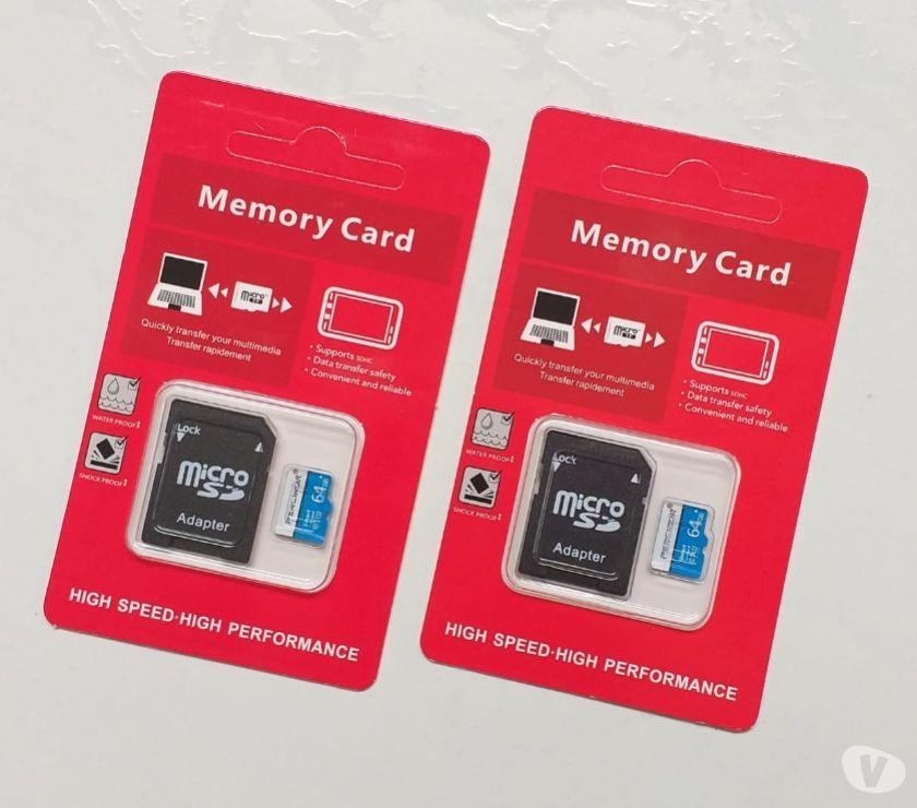 Fotos para Cartões de Memoria 64gb128gb Micro Sd Original Box Sdhc