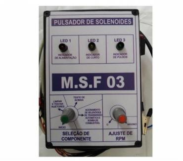 Fotos para Pulsador PWM de Solenoide de Transmissão Automática