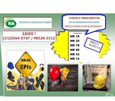Fotos para Faça seu Curso NR35 Trabalho em altura 100,00 na Zona Sul SP