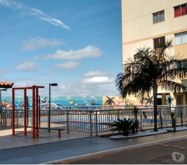 Fotos para Apartamento 3 qts, 01 suíte, sacada 61-98452-6082