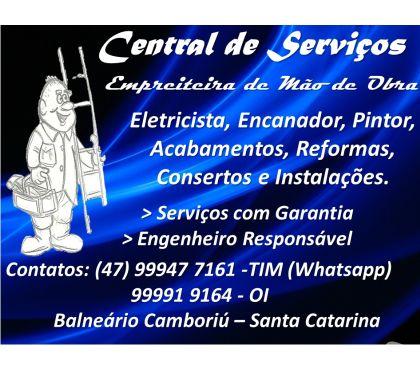 Fotos para Eletricista, Encanador, Pintor, Acabamentos
