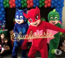 Fotos para Personagem PJ masks na sua festa em belo horizonte