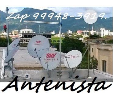 Fotos para Instalador de Antenas de Tv - Nova Iguaçu - RJ