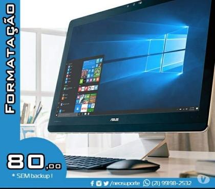 Fotos para (21) 99198-2532 - Instalação Windows 7, 10 São Gonçalo RJ