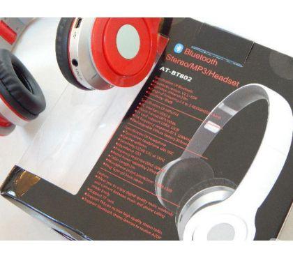 Fotos para HeadPhone HD Bluetooth Stereo MP3 Headset