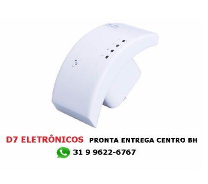 Fotos para Repetidor Extensor Sinal Wireless 300mbps Retirar Em Bh