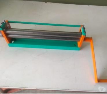 Fotos para Calandra Inicial Manual 500mm - VGMEC