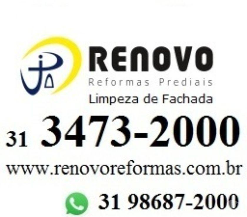 Reparo - Conserto - Reforma Belo Horizonte MG Pampulha - Fotos para Renovo Reformas Prediais No Bairro Castelo em BH