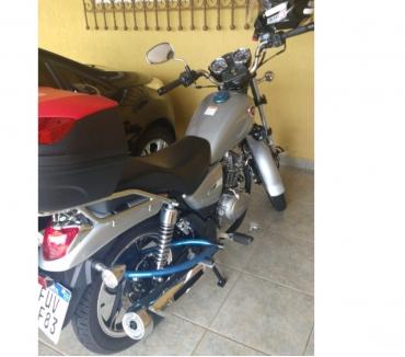 Fotos para Moto Suzuki 150 cilindradas - JTZ CHOPPER RC - 19 20