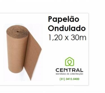 Fotos para PAPELÃO ONDULADO 1,20 X 30m em BH 31 3412.5400