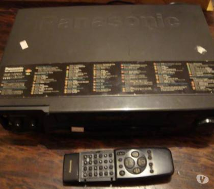 Fotos para Vídeo Cassete Panasonic Mod. NV-SD465BR