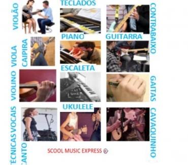 Fotos para Aulas de instrumentos musicais & Canto