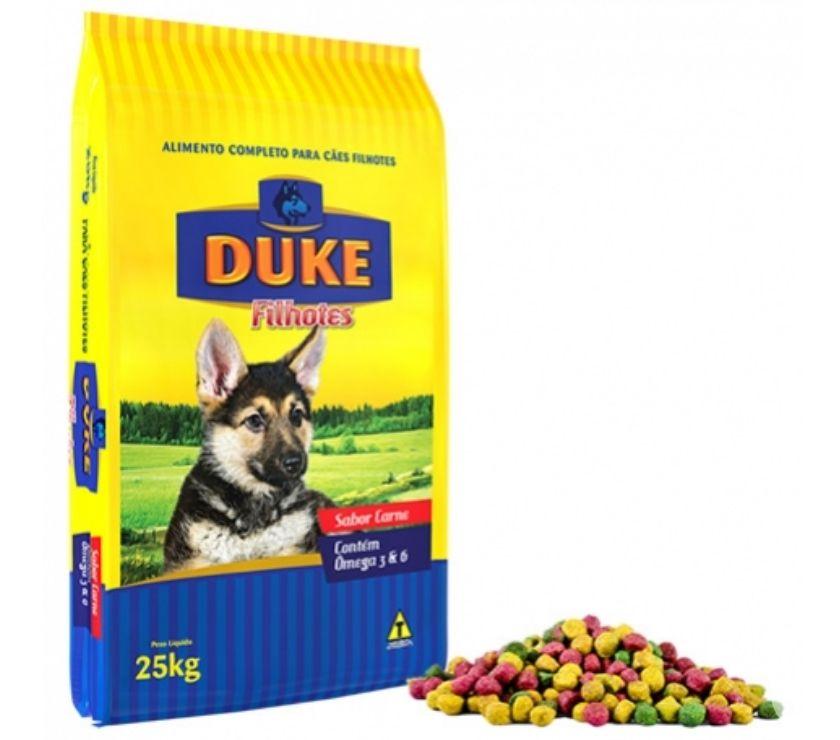Fotos para Ração Duke Filhote 25 Kg - R$ 98,00