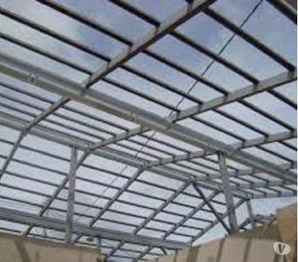 Fotos para Construção de Telhados com Perfil de Aço em BrasíliaDF