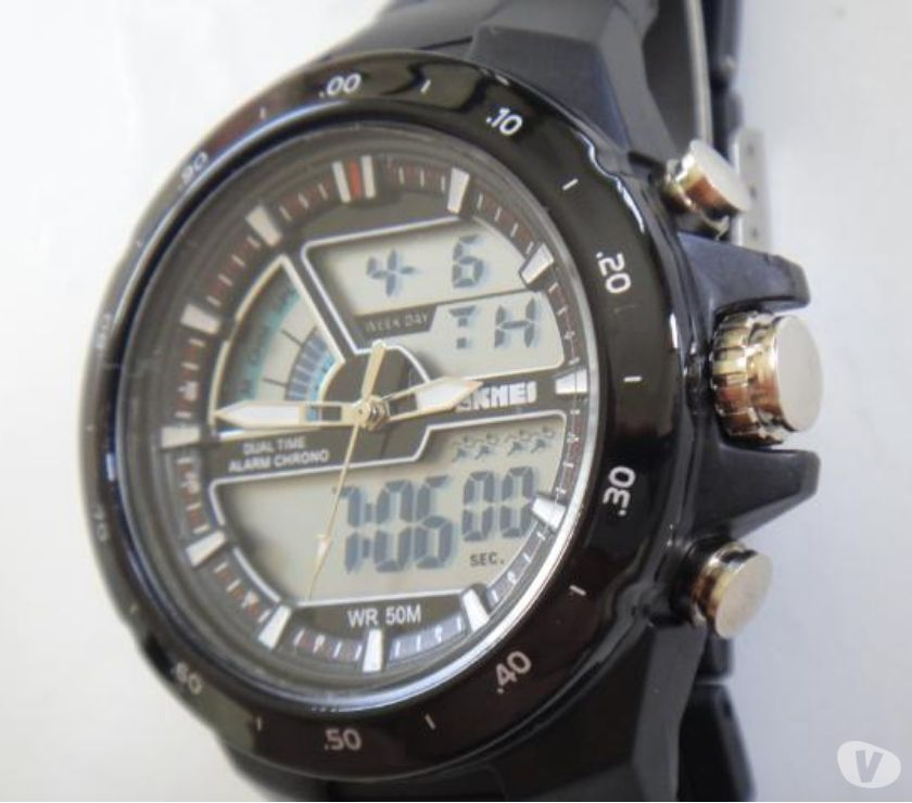 Fotos para Relógio Militar Skmei 0666