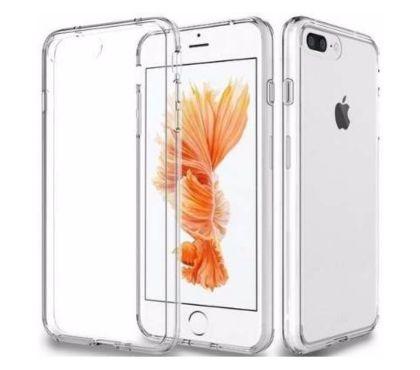 Fotos para Capa Case em Silicone Transparente Iphone 7 Plus (5.5)