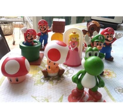 Fotos para Coleção Mário do MC Donalds