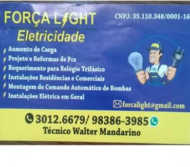 Fotos para ELETRICISTA BENTO RIBEIRO TEL 3012-6679 ZAP 98386-3985