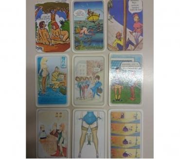 Fotos para Calendario de Bolso Antigo - Signos
