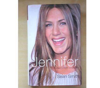 Fotos para Livro The Unauthorized Biography Of Jennifer Aniston