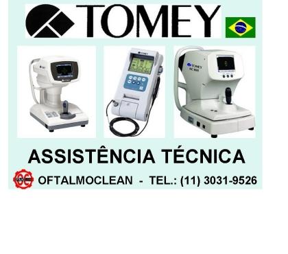 Fotos para Assistência técnica para aparelhos Tomey - OFTALMOCLEAN