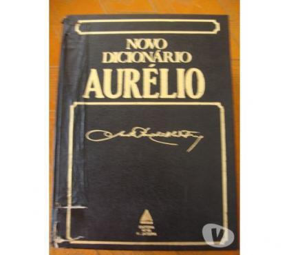 Fotos para Novo dicionario AURELIO 1975-1ª edição-14ª impressão-1500 pg